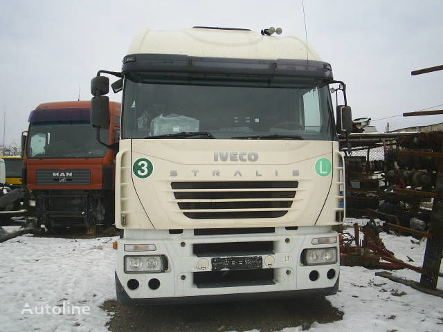 IVECO STRALIS 430 kamyon için köprü