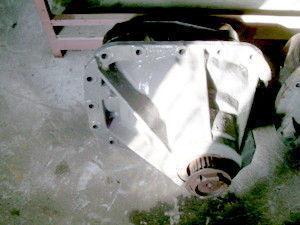 VOLVO FH 6x4 kamyon için RS1370HV köprü