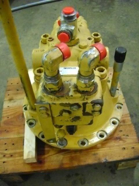 CATERPILLAR 320 B ekskavatör için CATERPILLAR Swing Motor kule dönüş motoru