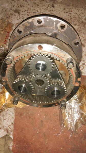 JCB 130-160 ekskavatör için JCB 130 -160 kule dönüş motoru