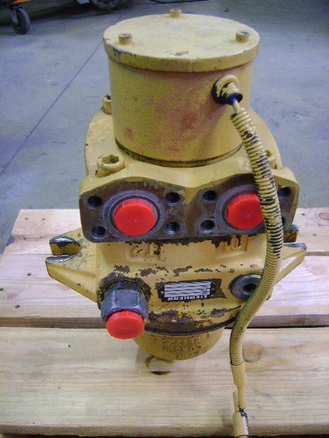 LIEBHERR diğer için Motore di rotazione kule dönüş motoru