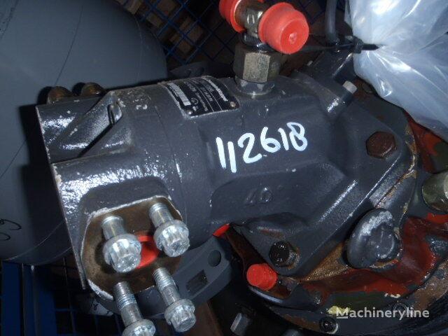 O&K WX18 ekskavatör için O&K 8911096 kule dönüş motoru
