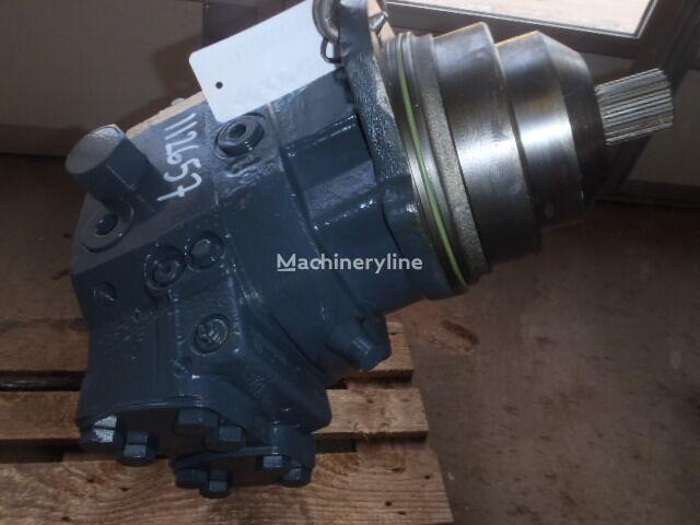 O&K RH30E/F ekskavatör için O&K CATERPILLAR 2460293X kule dönüş motoru