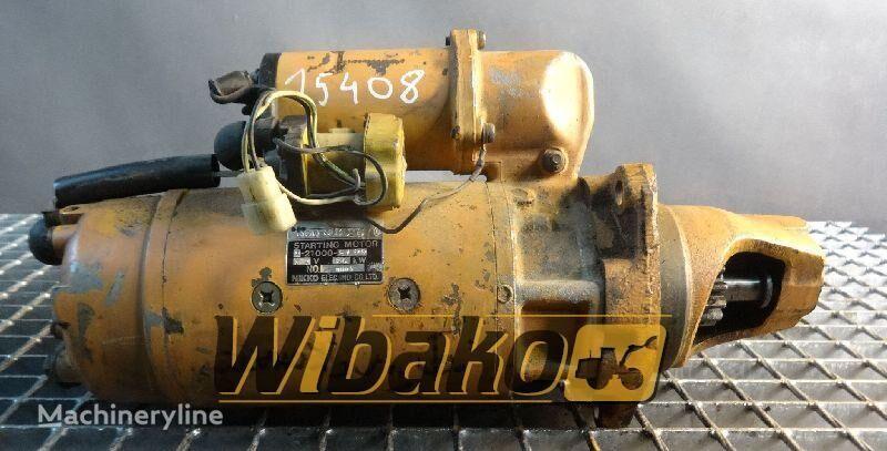 600-813-2610 diğer için Starter Nikko 600-813-2610 marş