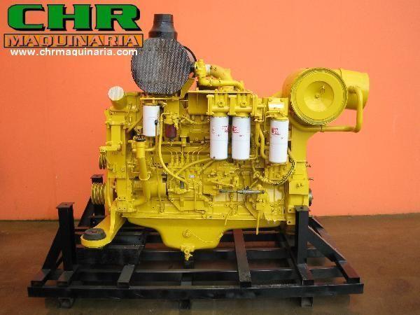ekskavatör için motor