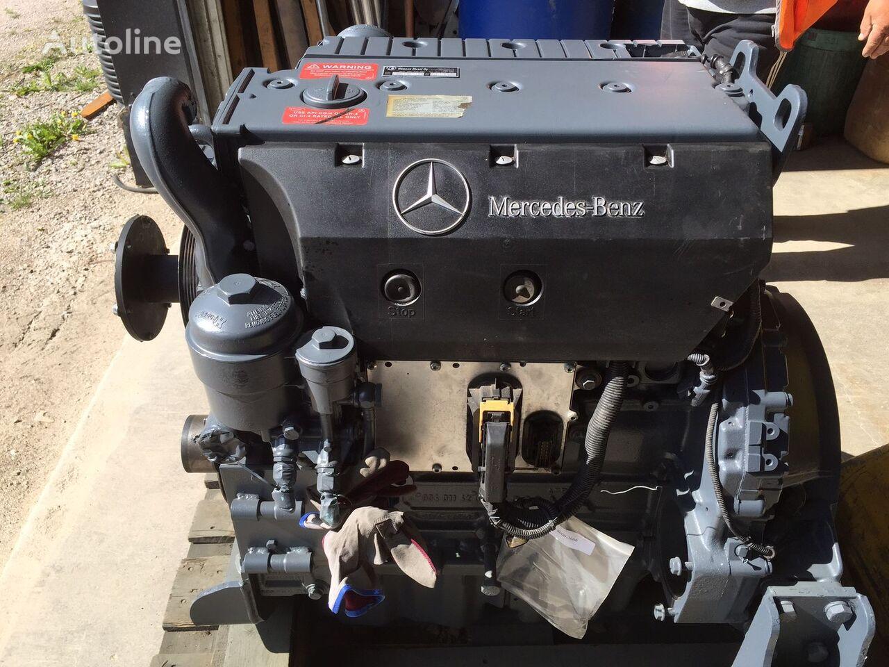 kamyon için Mercedes Benz OM904 LA refurbished motor