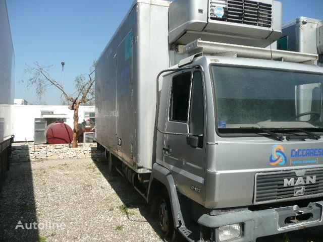 kamyon için MAN Motor 10.163 D0824LFL09. Getriebe 6 Gang ZFS6-36 motor