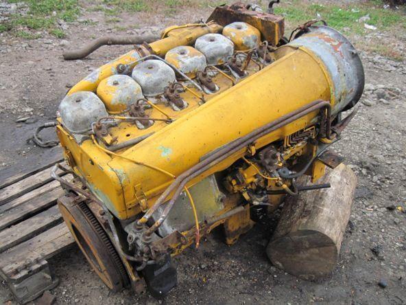 ekskavatör için Deutz BF6L913 motor