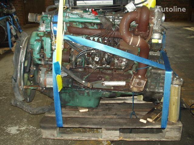 kamyon için Volvo TD63 motor