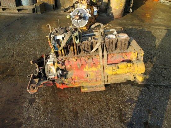ekskavatör için Deutz motor
