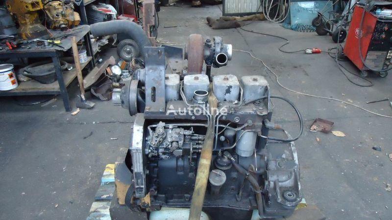 CASE IH ekskavatör için Cummins 4t390 motor
