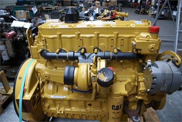 CATERPILLAR 3126 ekskavatör için motor