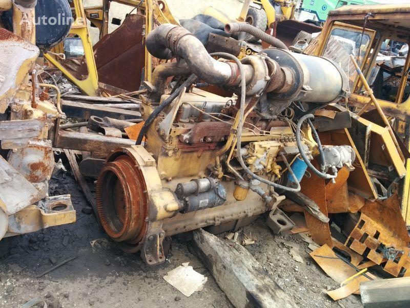 CATERPILLAR 966F jeneratör için Caterpillar 3306 motor