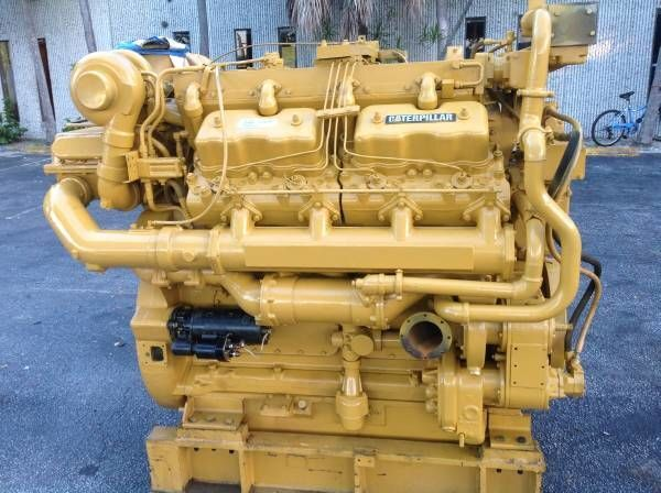 CATERPILLAR D379 diğer için motor