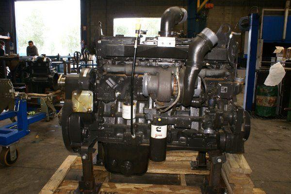 CUMMINS ekskavatör için CUMMINS QSM11 motor