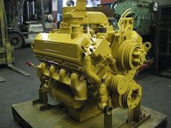 CUMMINS VT 555 diğer için motor
