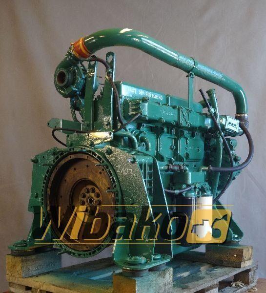 D6A250 diğer için Engine Volvo D6A250 motor