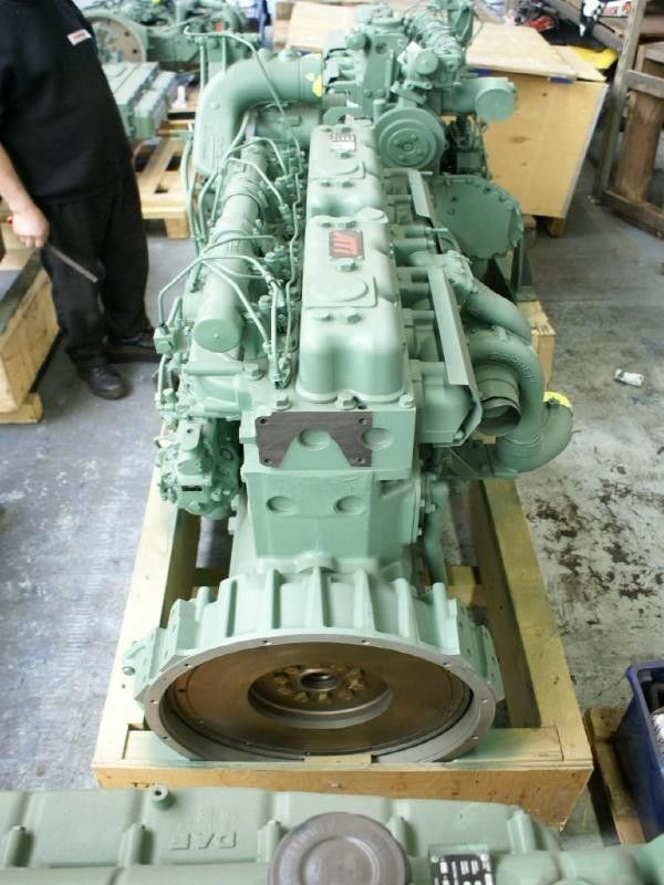 DAF WS 222 diğer için motor