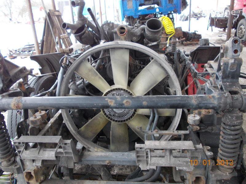 DAF XF   CF tır için DAF XE315C motor