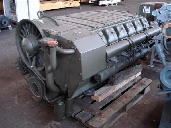 DEUTZ F12L413 diğer için motor