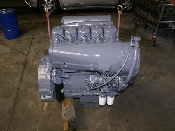 DEUTZ F5L912 ekskavatör için motor