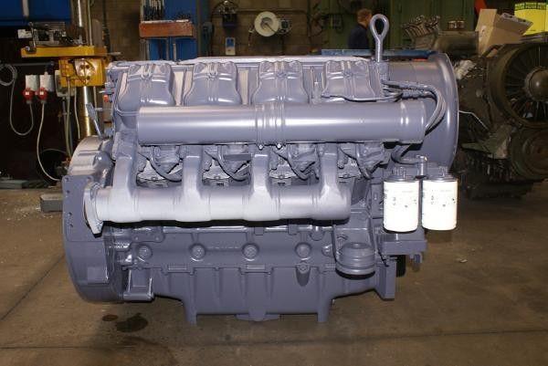 DEUTZ F8L513 ekskavatör için motor