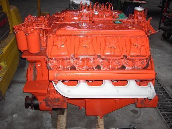 DEUTZ F8L714 diğer için motor