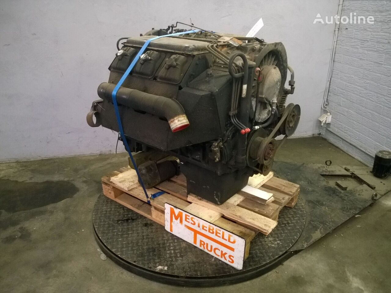 DEUTZ Motor F6L 613 kamyon için Deutz F6L 613 motor