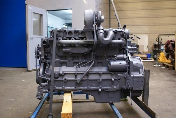DEUTZ RECONDITIONED ENGINES diğer için motor