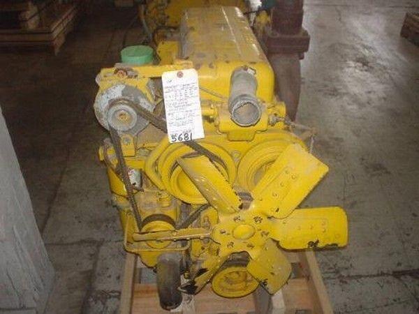 Detroit 4-53 N diğer için motor