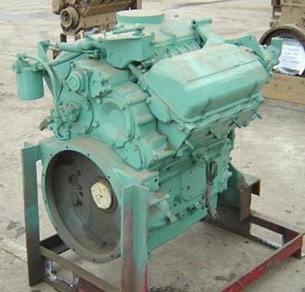 Detroit 6V53 diğer için motor