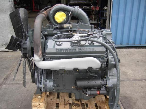 Detroit 8V71 diğer için motor