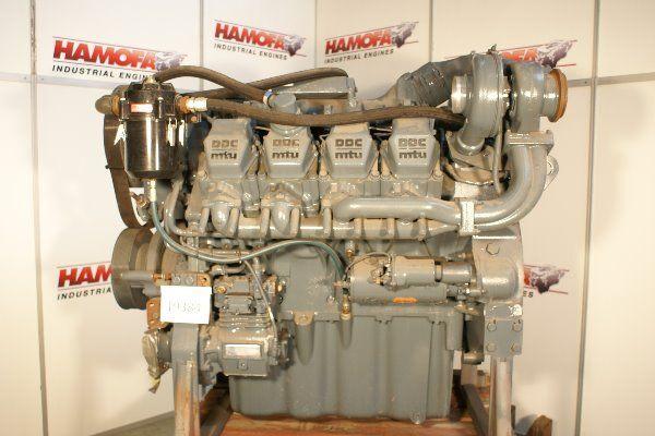 yeni Detroit S2000 minibüs için motor