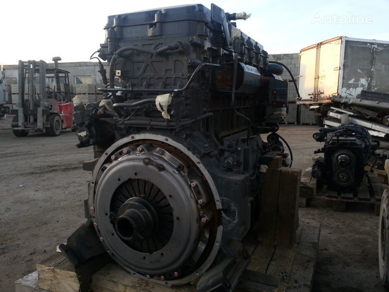 HYUNDAI HD GOLD AERO UNIVERSE kamyon için D6CB motor