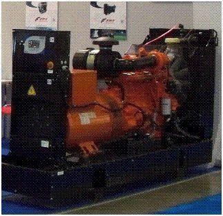 IVECO jeneratör için per gruppi elettrogeni motor