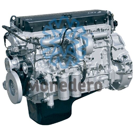 yeni IVECO STRALIS, EUROTRAKER, TRAKKER kamyon için IVECO CURSOR 8 10 13 motor