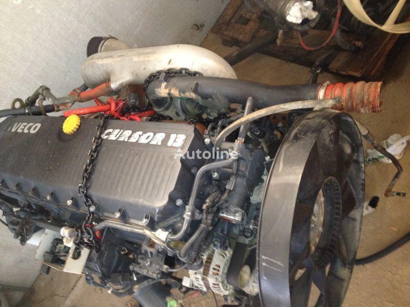 IVECO Cursor/Stralis/Trakker Euro 3 S44-S48-S54  kamyon için Iveco F3BE0681 E3 von PS 440/480/540 Cursor 13 motor