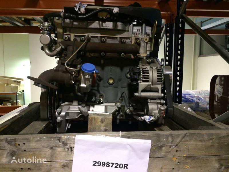 IVECO DAILY minibüs için Iveco F1AE0481 E4 motor