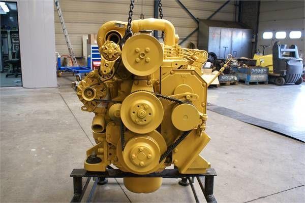 KOMATSU S6D102E diğer için motor