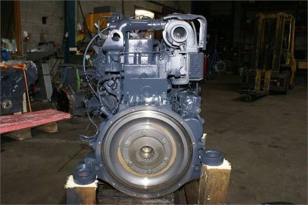KOMATSU S6D102E buldozer için motor
