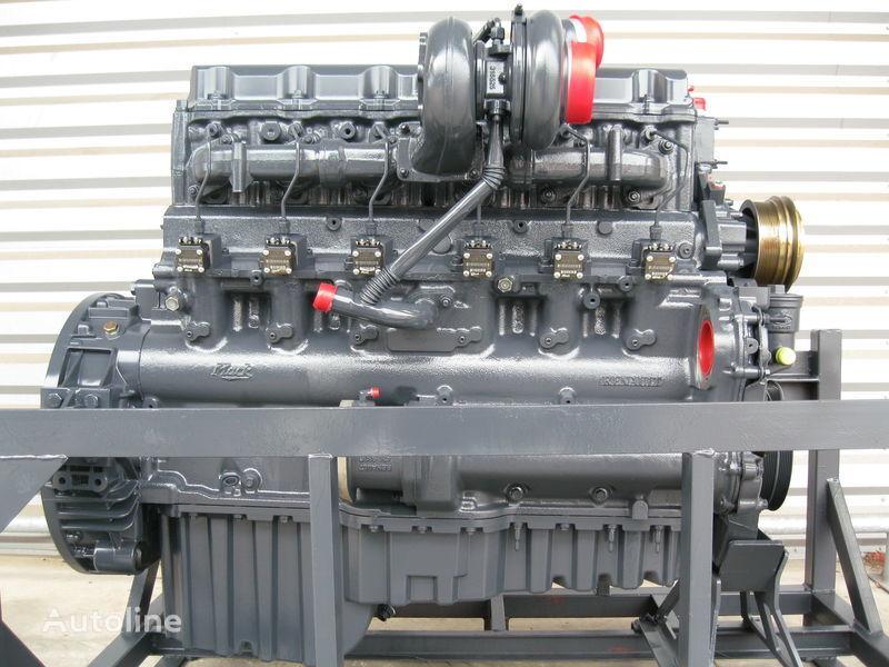 SISU E-TECH480 kamyon için MACK E TECH motor