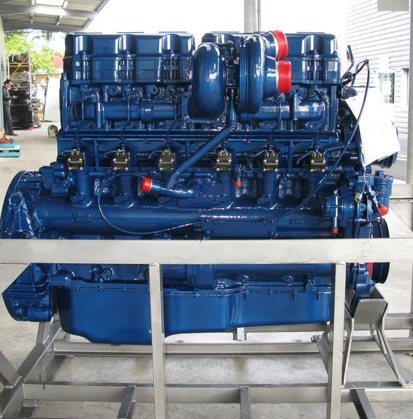 yeni MACK MAGNUM kamyon için Mack MAGNUM motor