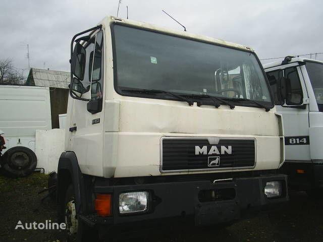 MAN 12.224 kamyon için MAN D0826 motor
