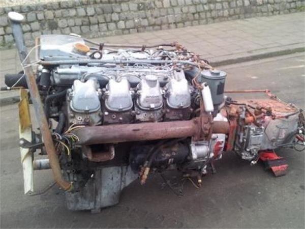 MAN 18.256 kamyon için motor
