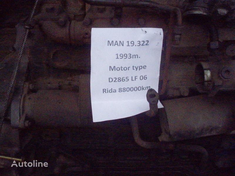 MAN 19.322 kamyon için MAN D 2865 LF 06 motor