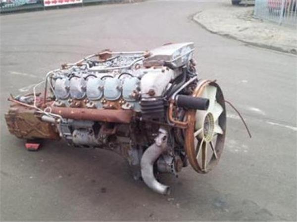 MAN 26.320 kamyon için motor