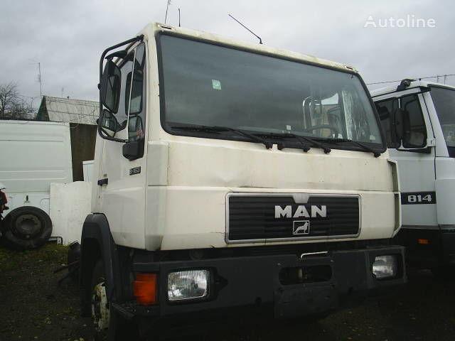 MAN 8.163 kamyon için MAN D0824 motor