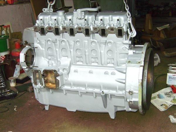 MAN D0826 LF 06 ekskavatör için motor