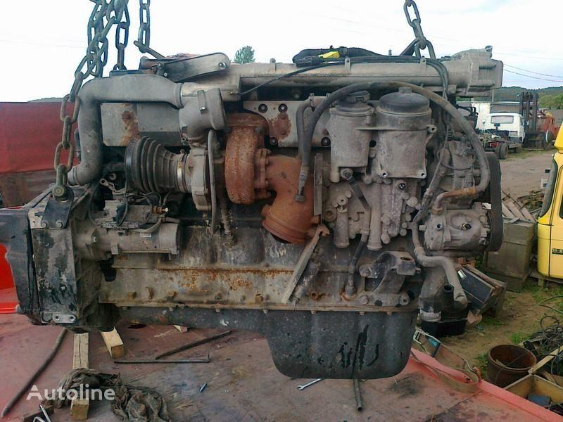 MAN D20 D26 D2066 na czesci 350 430 390 440 480 tır için motor