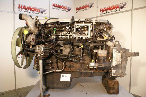 MAN D2066 LF01 tır için motor